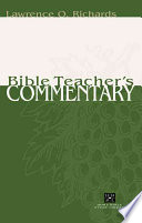 Bible Teacher S Commentary