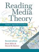 Reading Media Theory