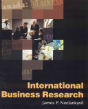 Cover of International Business Research
