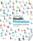 Foundations for Health Promotion   E Book Book