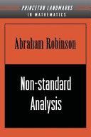 Non standard Analysis