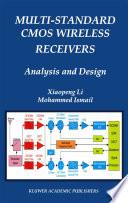 Multi Standard CMOS Wireless Receivers  Analysis and Design