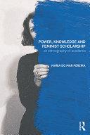 Power, Knowledge and Feminist Scholarship Pdf/ePub eBook