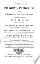 The Pilgrim s Progress     An Entire New Edition     with Two     Engravings  and     a Succinct Account of the Life and Death of the Author Book