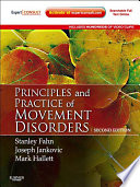 """""""Principles and Practice of Movement Disorders E-Book"""" by Joseph Jankovic, Mark Hallett, Stanley Fahn"""