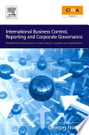International Business Control  Reporting and Corporate Governance
