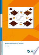 Resistive Switching in TiO2 Thin Films