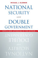 National Security and Double Government Pdf/ePub eBook
