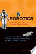 Robotics  State of the Art and Future Challenges