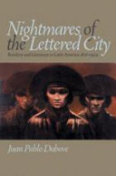 Nightmares of the Lettered City