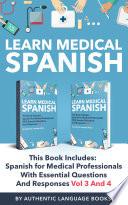 Learn Medical Spanish