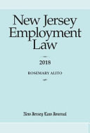 New Jersey Employment Law 2018