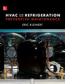 HVAC and Refrigeration Preventive Maintenance