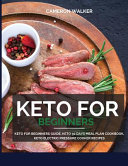 Keto For Beginners