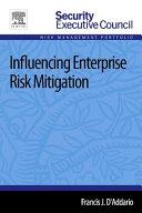Influencing Enterprise Risk Mitigation