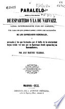 Paralelo entre la vida militar de Espartero y la de Narváez ...