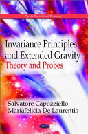 Invariance Principles and Extended Gravity