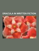Dracula in Written Fiction ebook