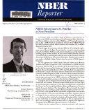 NBER Reporter Book