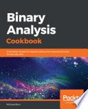 Binary Analysis Cookbook Book PDF
