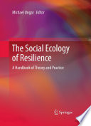 The Social Ecology of Resilience Book