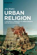 Urban Religion [Pdf/ePub] eBook