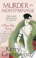 Murder in Montparnasse Book