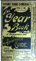 The Year Book Of Photography And Amateur S Guide