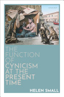 The Function of Cynicism at the Present Time Pdf/ePub eBook