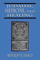 Judaism Medicine And Healing