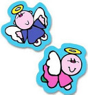 Angels Little Chart Stickers