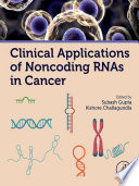 Clinical Applications of Non Coding RNAs in Cancer