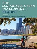 Sustainable Urban Development Reader Pdf/ePub eBook