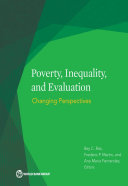 Poverty, Inequality, and Evaluation