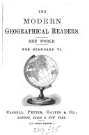The modern geographical readers