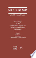 MEDINFO 2015: EHealth-enabled Health