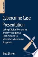 Cybercrime Case Presentation