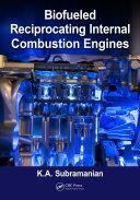 Biofueled Reciprocating Internal Combustion Engines Pdf/ePub eBook
