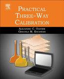 Practical Three Way Calibration