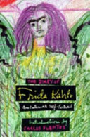 The diary of Frida Kahlo : an intimate self-portrait book cover