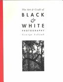 The Art   Craft of Black   White Photography Book