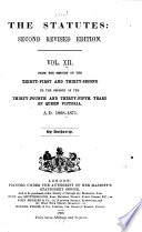The Statutes