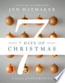 7 Days of Christmas Book PDF
