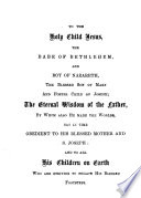 A prayer book for the young; or, Complete guide to public and private devotion, for youthful members of the English Church [ed. by C. Walker].