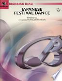 Japanese Festival Dance