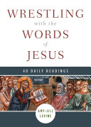 The Difficult Words Of Jesus Devotional Book PDF