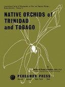 Native Orchids of Trinidad and Tobago