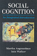Cover of Social Cognition