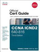 CCNA ICND2 640-816 Official Cert Guide Pdf/ePub eBook