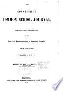 Connecticut Common School Journal